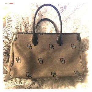 Lightly used Dooney & Bourke tote